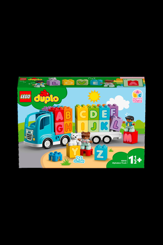 LEGO - My First - Alfabetslastbil