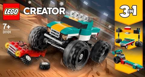 Creator - Monstertruck