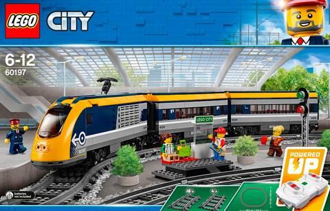 City Trains - Passagerartåg
