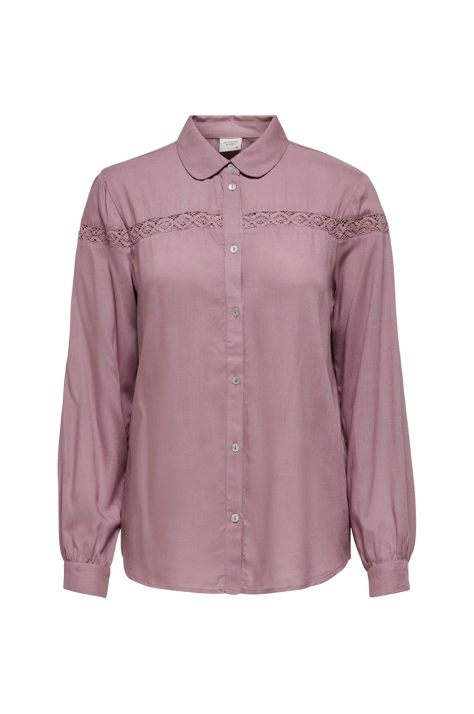 Jacqueline de Yong Bluse jdyRosalina L/S Shirt Wvn