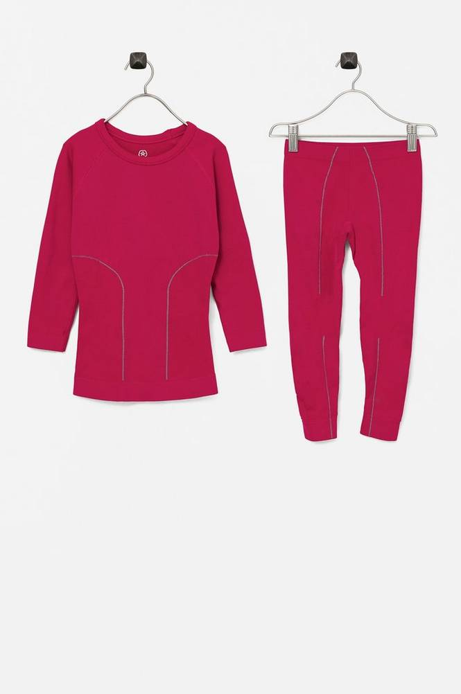 color kids Skiundertøj Waldi Seamless Underwear