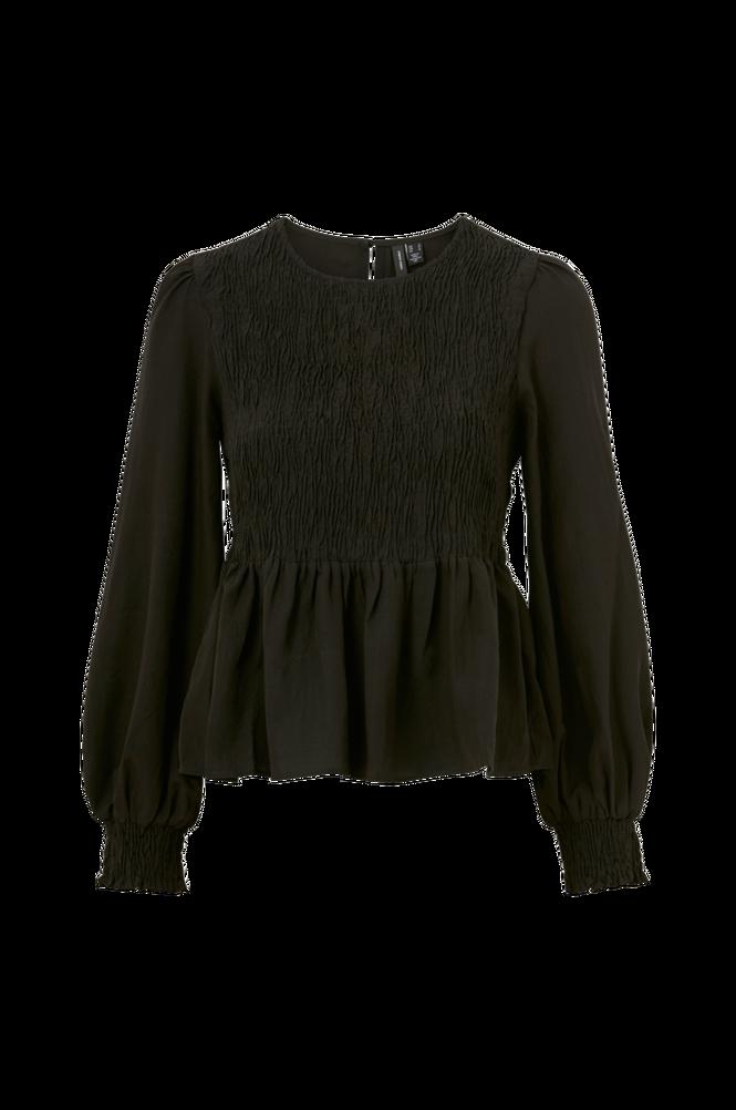 Vero Moda Bluse vmAbelia L/S Smock Top