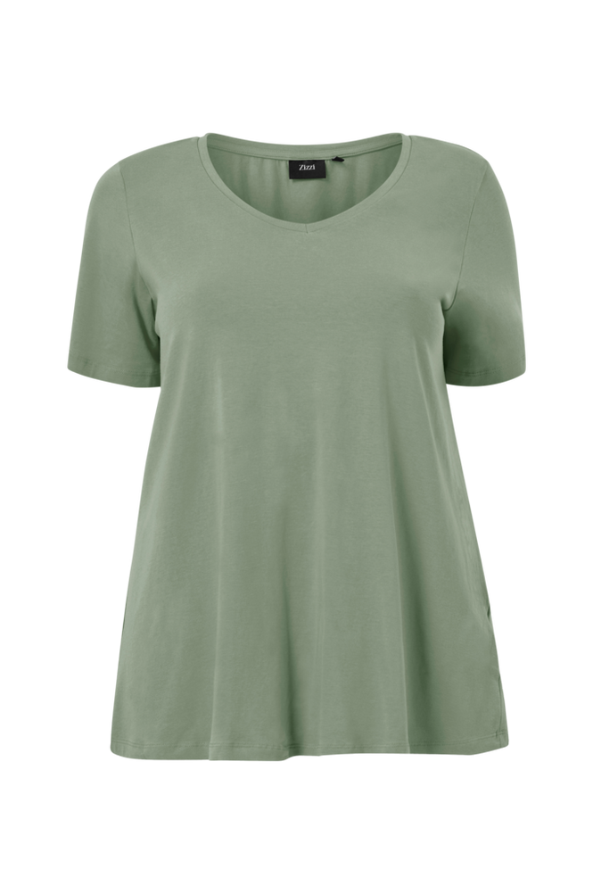 Zizzi Top S/S T-shirt