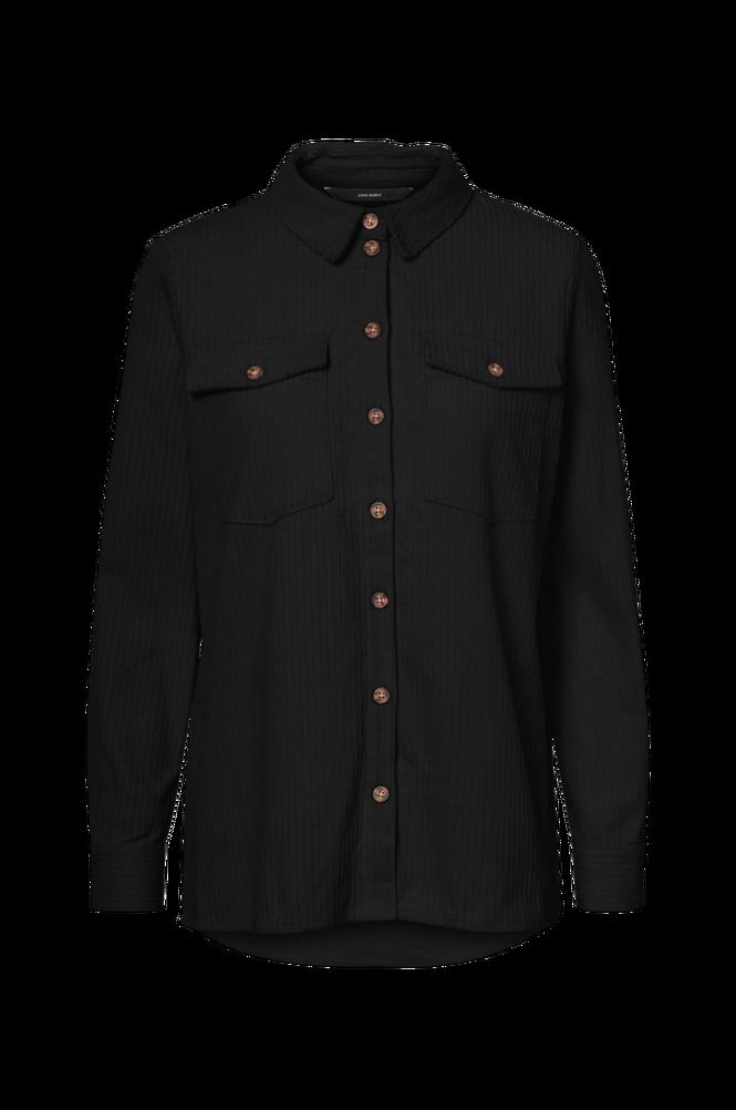 Vero Moda Fløjlsskjorte vmEffy Cord LS Shirt