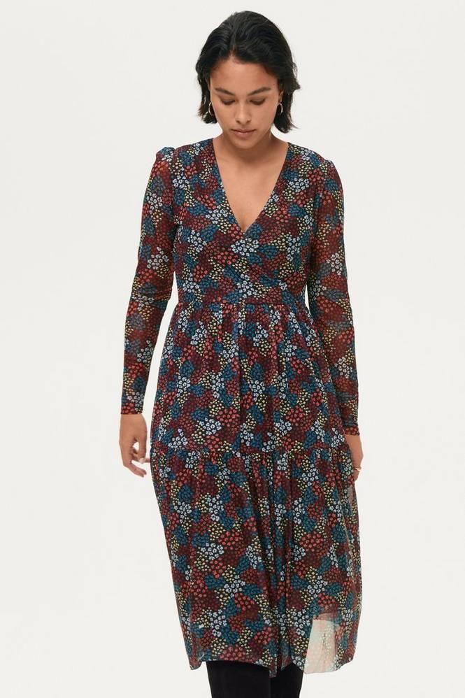 Soaked in Luxury Kjole slAidora Dress LS