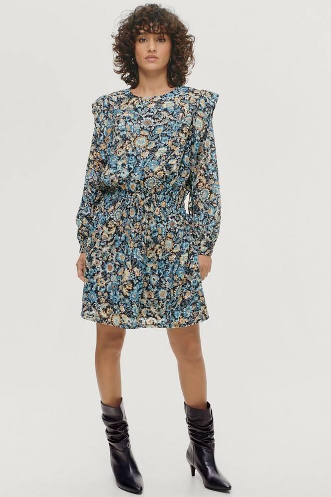 Soaked in Luxury Kjole slMelvine Dress LS