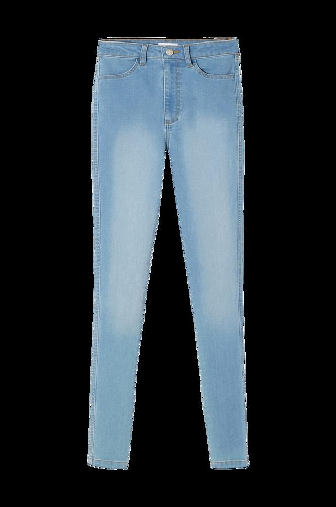 La Redoute Denimleggings i 5-lommemodel