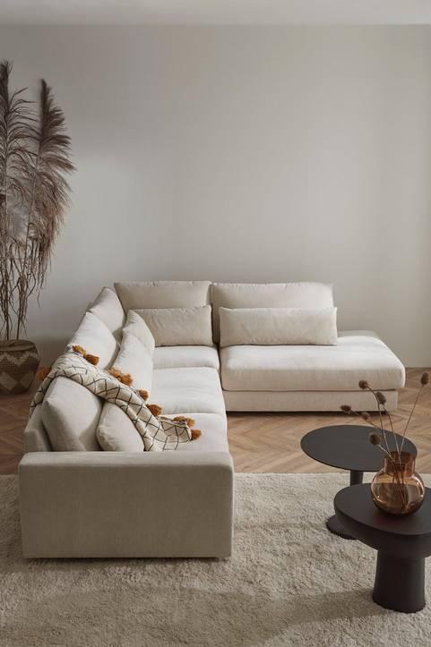 Soffa Casa 5-sits med schäslong