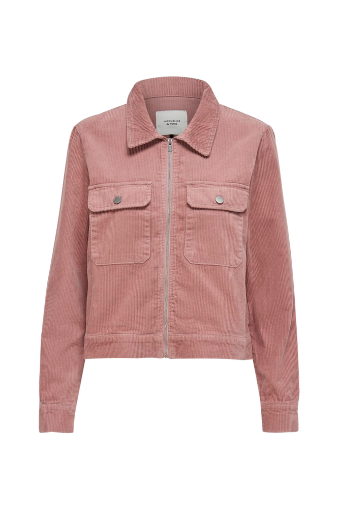 Jacqueline de Yong Jakke jdyShiraz Life Corduroy Zip Jacket
