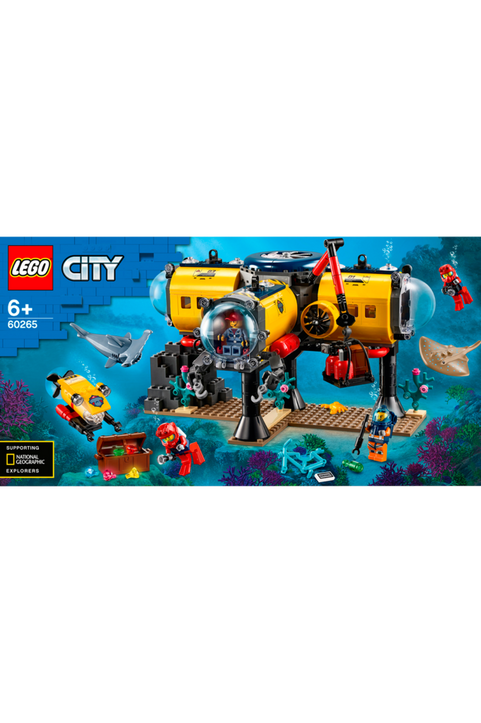 City Oceans - Forskningsbas