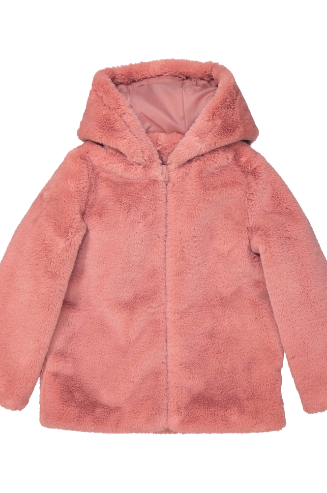 Se La Redoute Blød jakke med hætte ved Ellos