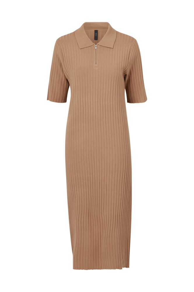 Y.A.S Kjole yasPolina 2/4 Midi Dress