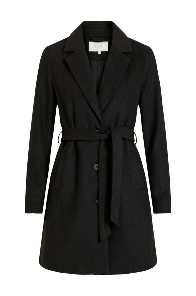 Vila Frakke viJoselin Wool Coat