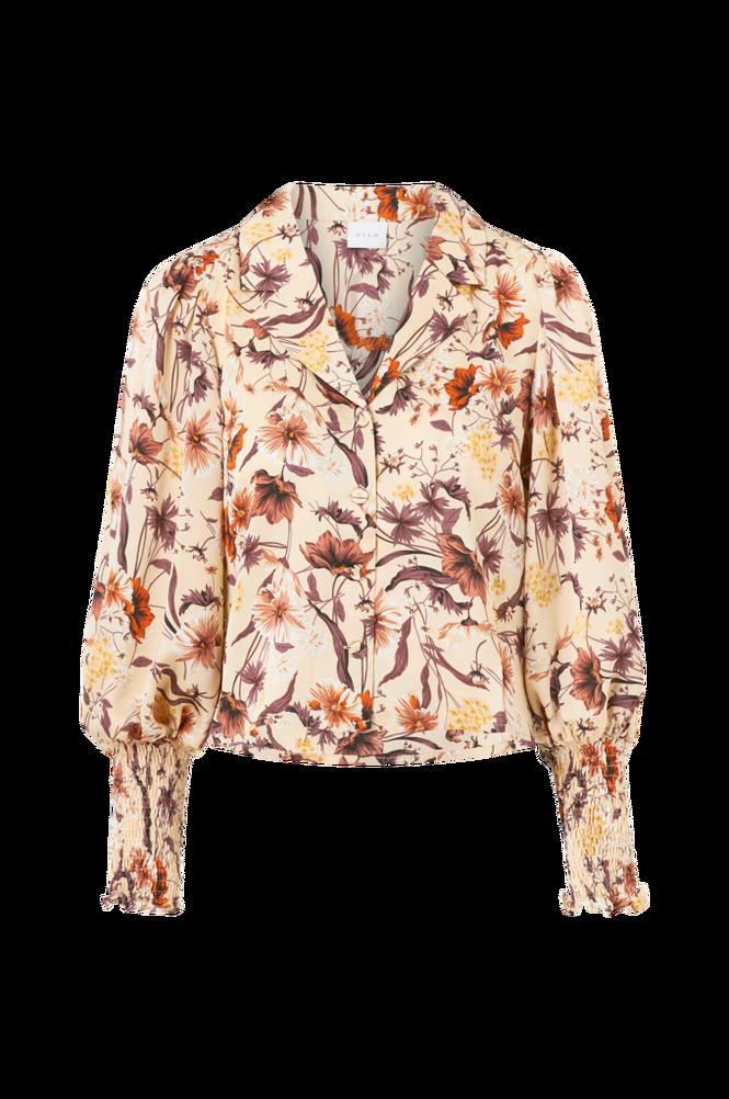 Vila Bluse viWamer L/S Shirt
