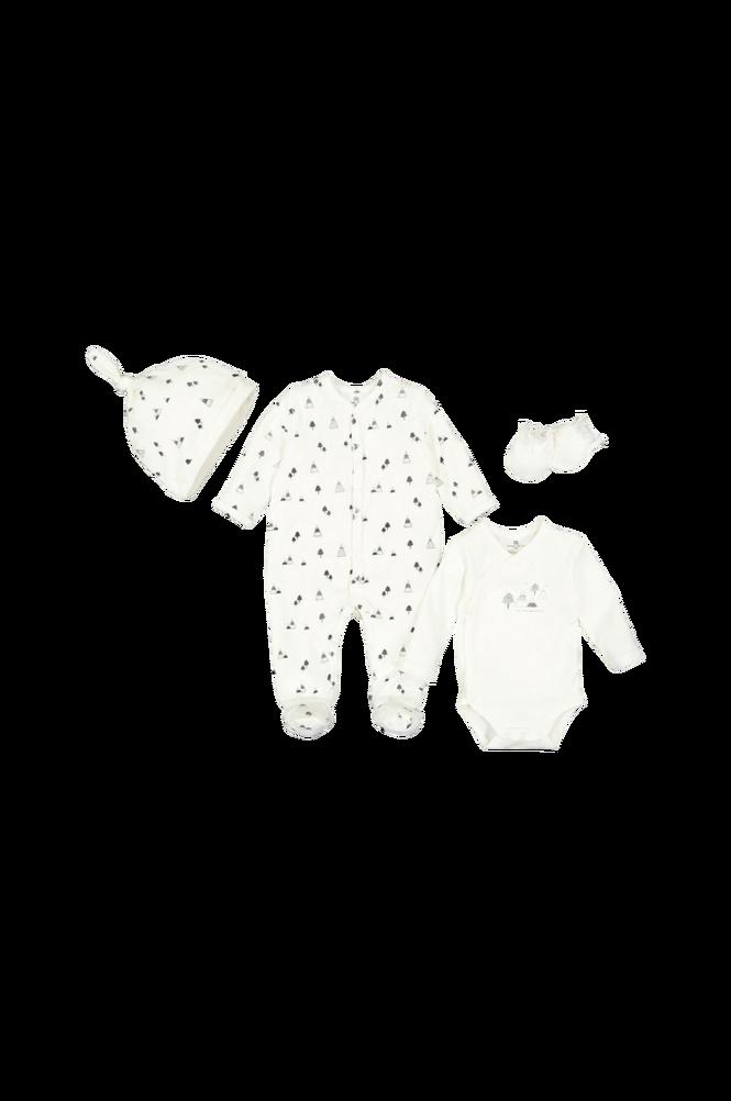 La Redoute Babysæt i økologisk bomuld