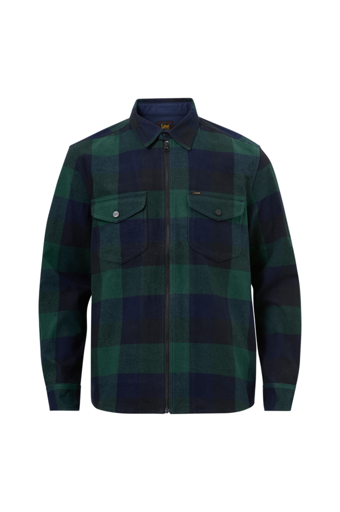 Lee Overshirt Zip