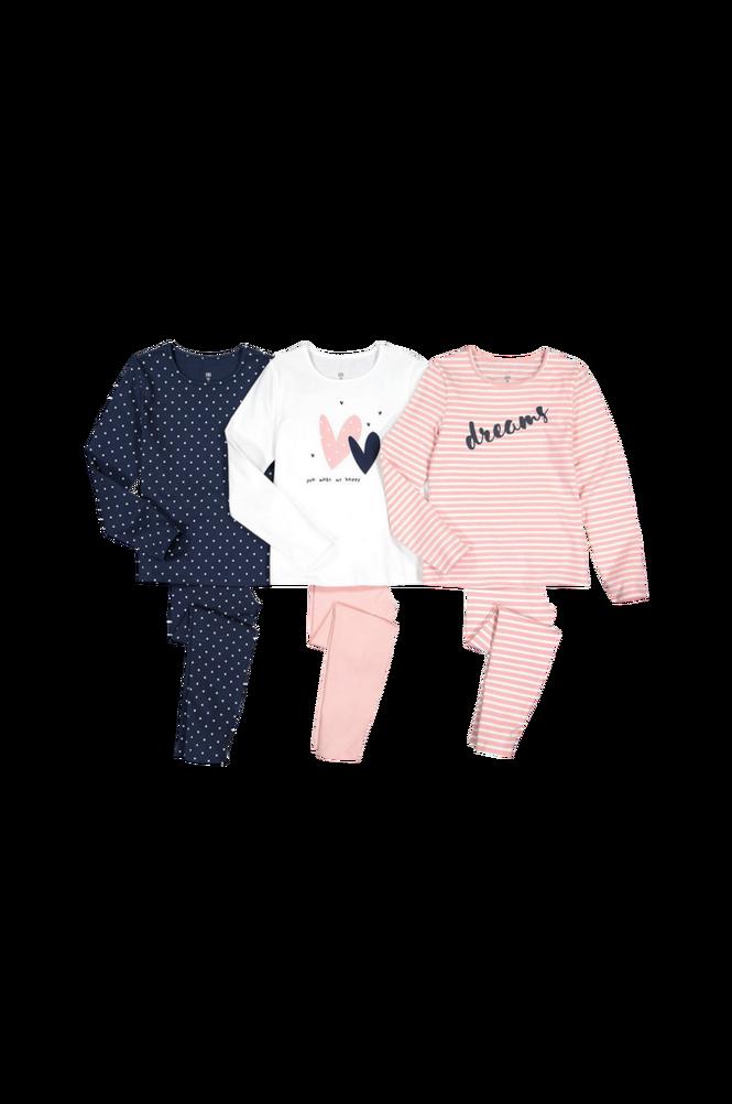 La Redoute Pyjamas i 3-pak