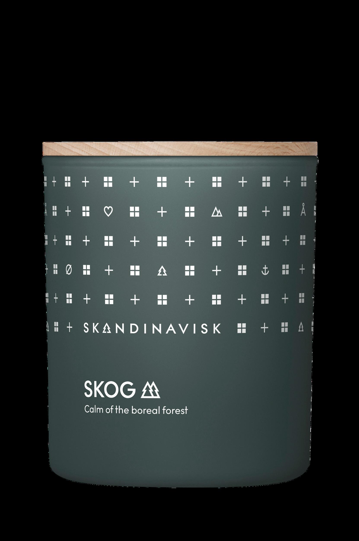 Skandinavisk - Skog Doftljus 200 g