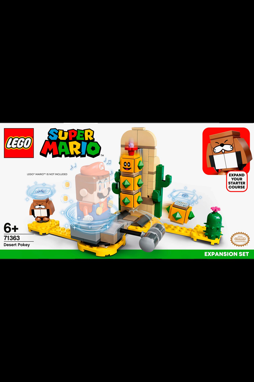 LEGO - Super Mario - Pokey i öknen Expansionsset