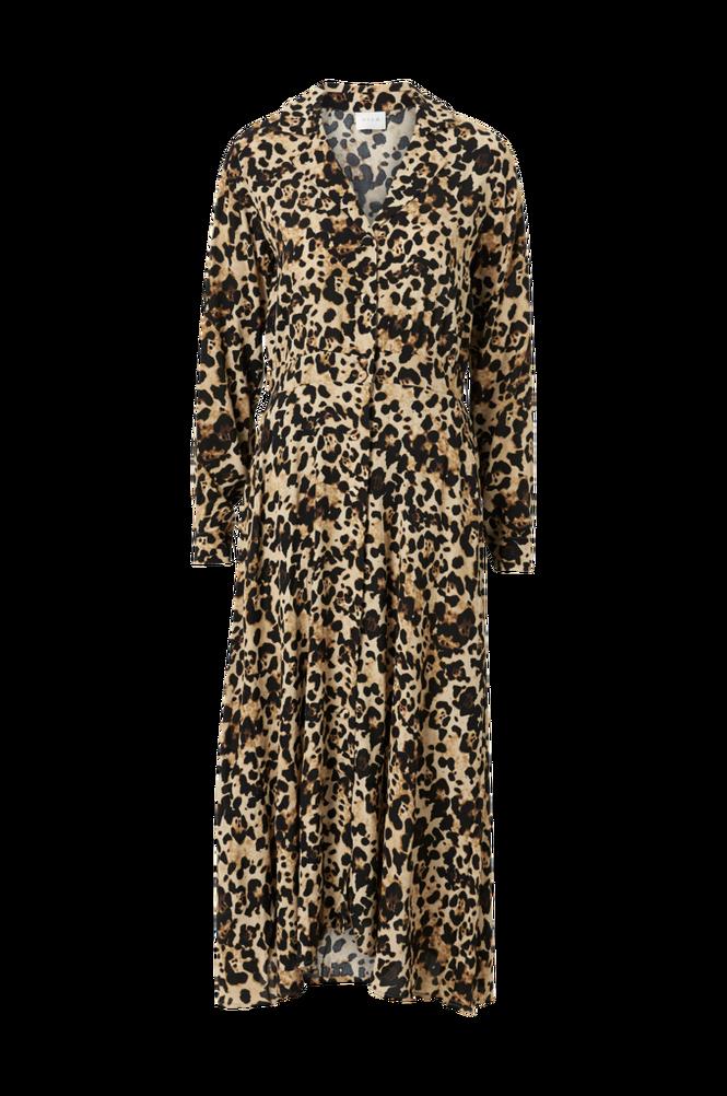 Vila Skjortekjole viMemis L/S Midi Shirt Dress