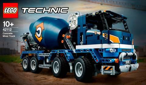 Technic - Betongblandare