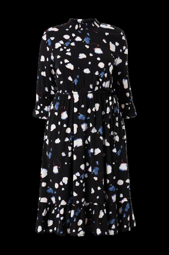 Vero Moda Curve Kjole vmGreta LS Midi Dress K Curve