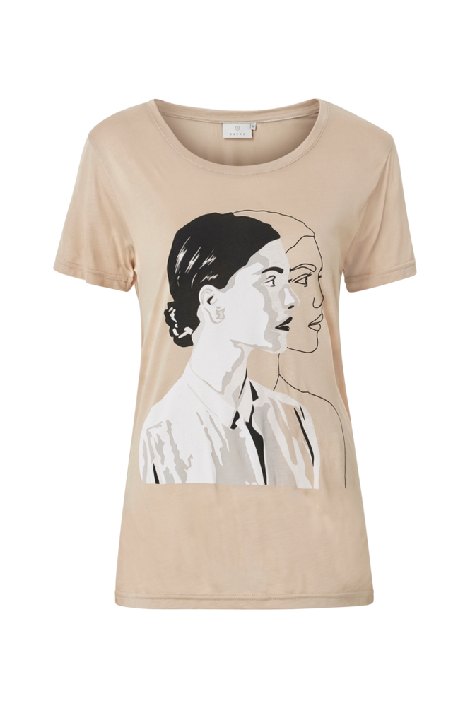 Kaffe Top kaMisty T-shirt