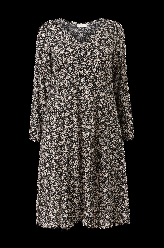 Only Carmakoma Kjole carCan LS Calf Dress