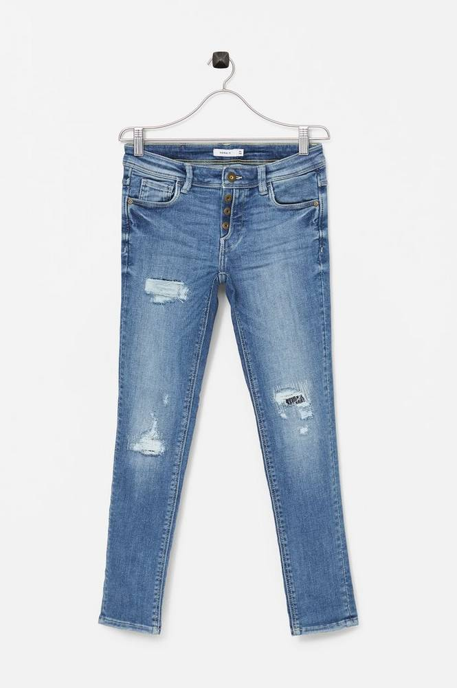 Name it Jeans nkmPete dnm Tartys 1453 Pant Bet
