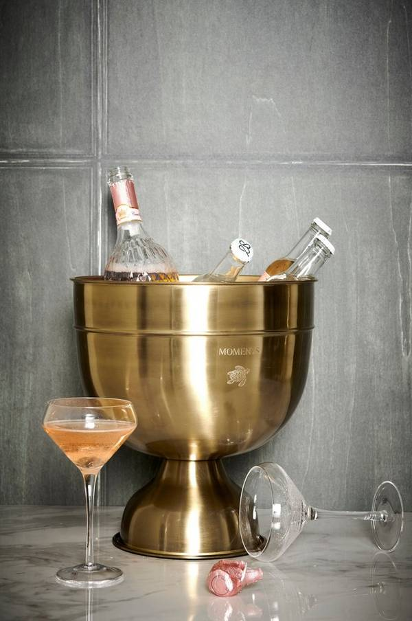 Bilde av Champagnekjøler / vinkjøler Moments, høyde 30 cm - 30151
