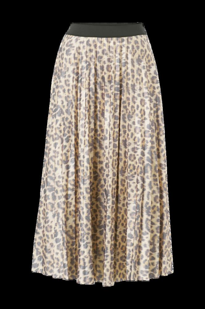 Vila Nederdel viNitban Print Skirt