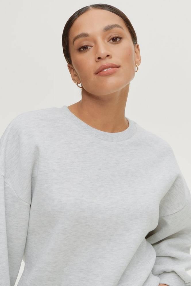 Gina Tricot Sweatshirt Basic Sweater