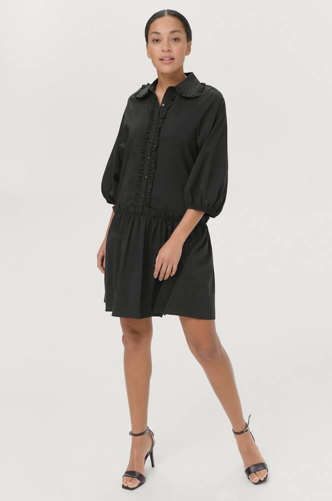 Gina Tricot Kjole Ofelia Frill Dress