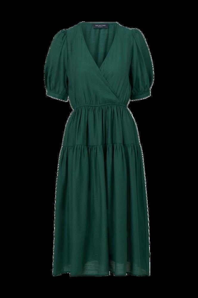 Selected Femme Kjole slfGitta 2/4 Midi Dress