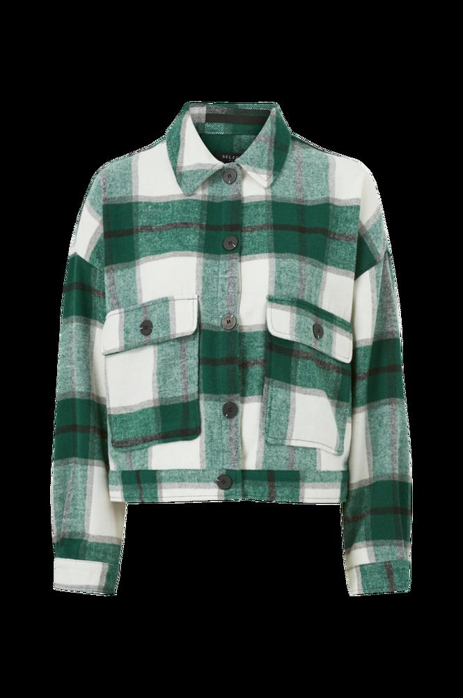 Selected Femme Skjortejakke slfGia LS Overshirt Ex
