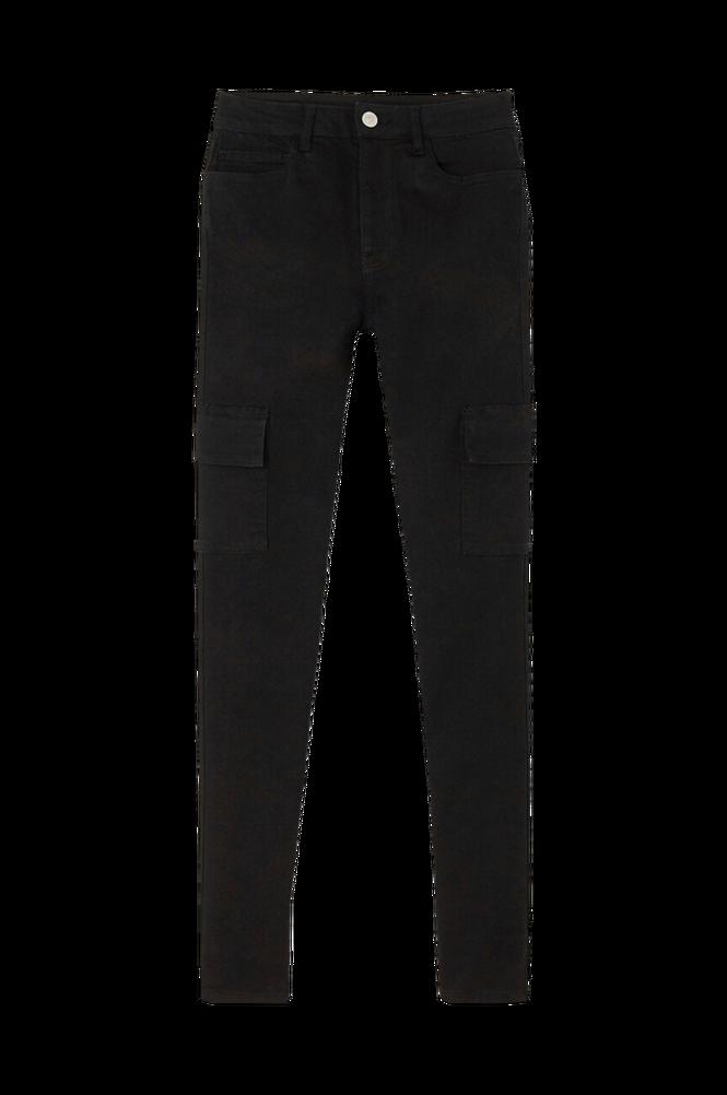 La Redoute Smalle jeans i cargomodel