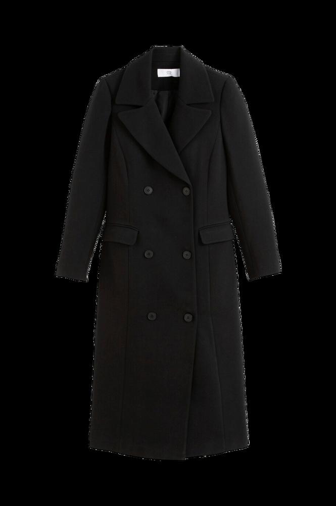 La Redoute Lang, dobbeltradet frakke