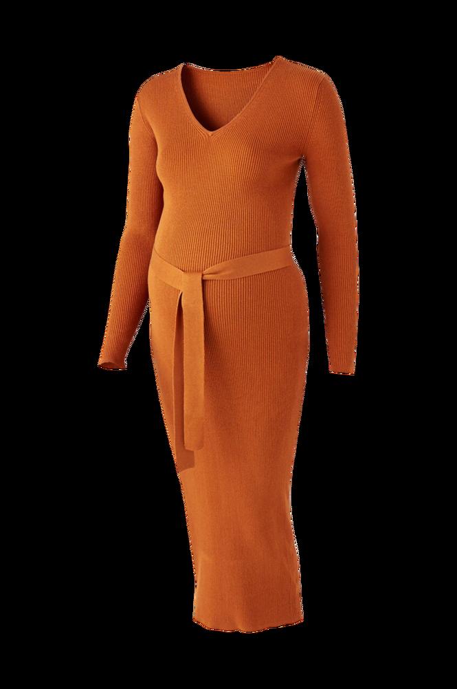 La Redoute Lang, strikket ventekjole med langt ærme
