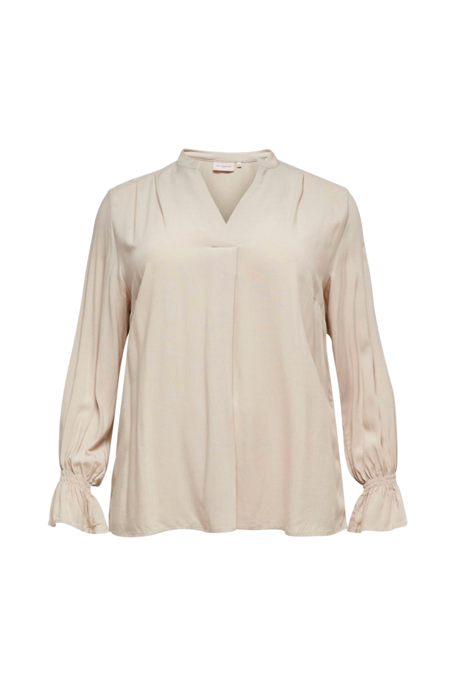 Only Carmakoma Bluse carSys Life LS Blouse