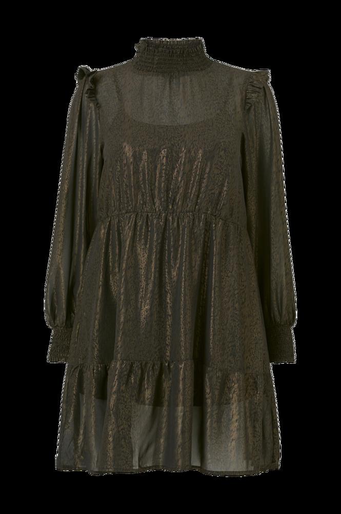 Zizzi Kjole yPeggy L/S Abk Dress