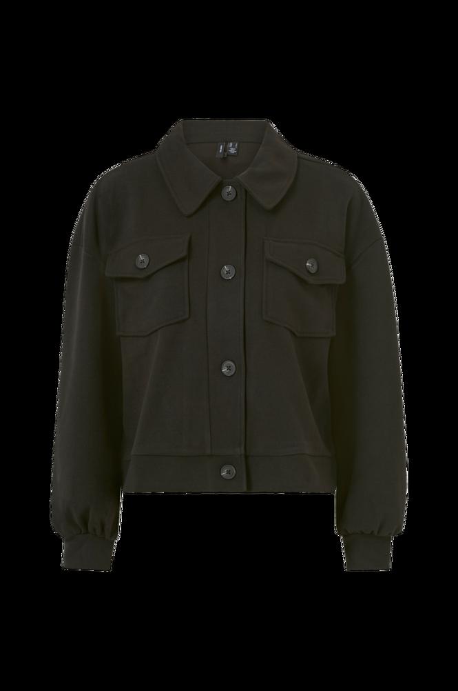 Vero Moda Skjortejakke vmAsha L/S Overshirt Jacket