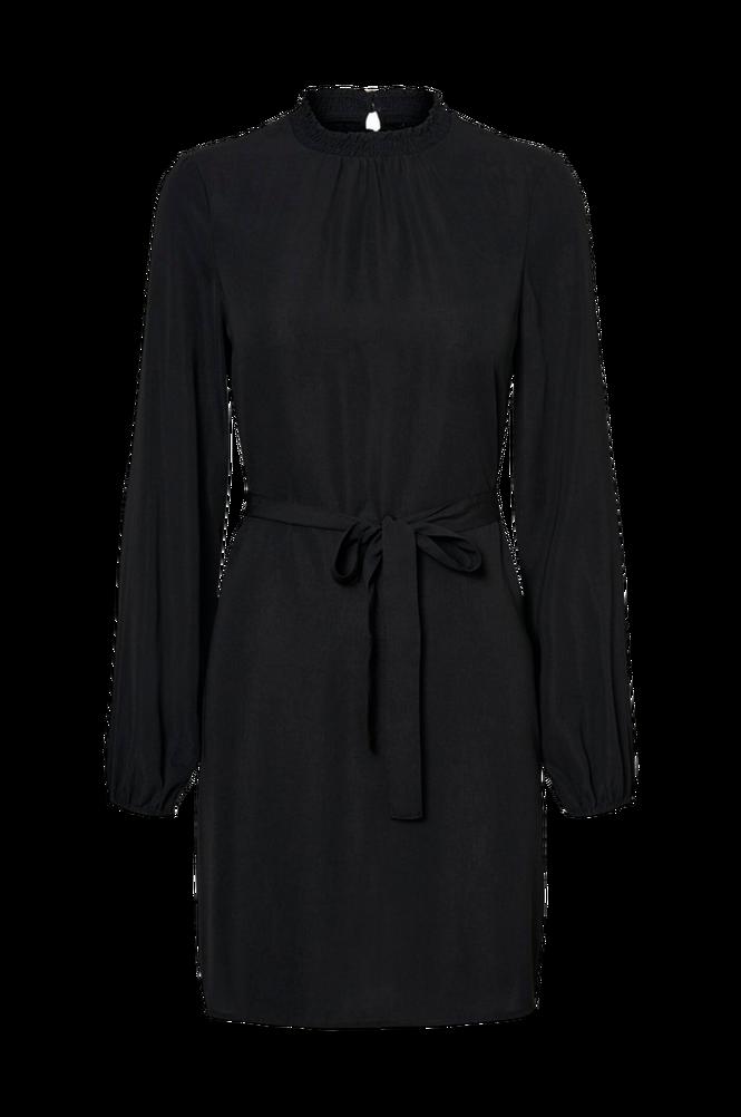 Vero Moda Kjole vmBoa L/S Highneck Short Dress Wvn