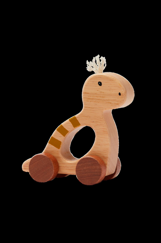 Kids Concept - Dino på hjul natur NEO