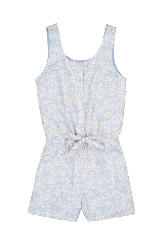La Redoute Kort, blomstret jumpsuit