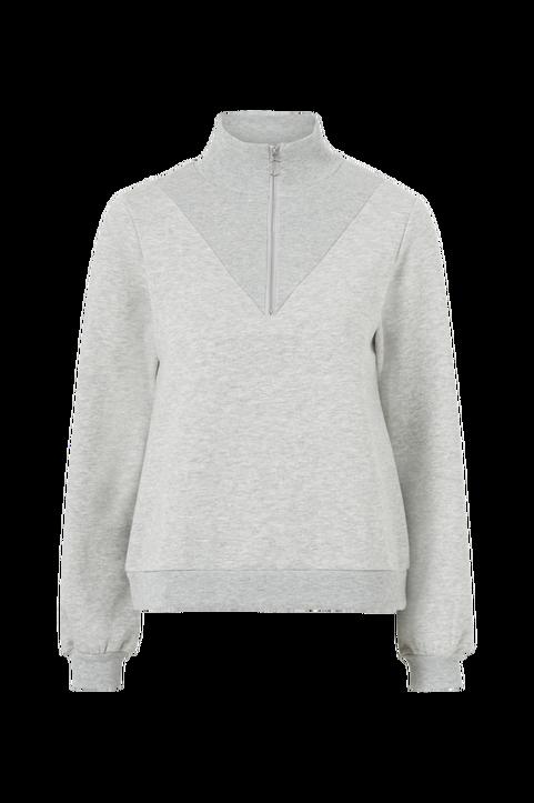 Sweatshirt viPera L/S Zipper Sweat Top