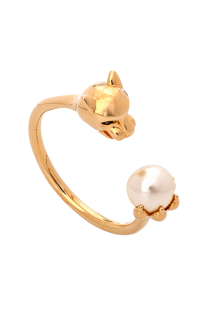 Lily and Rose Queen Sheba ring