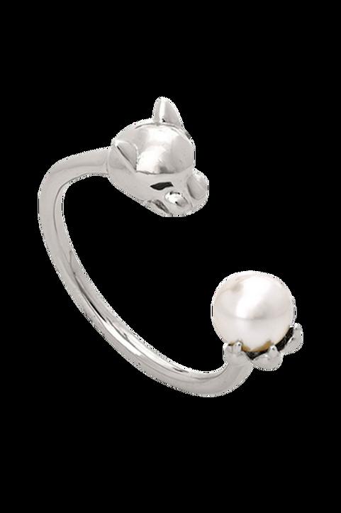 Ring Queen Sheba Silver