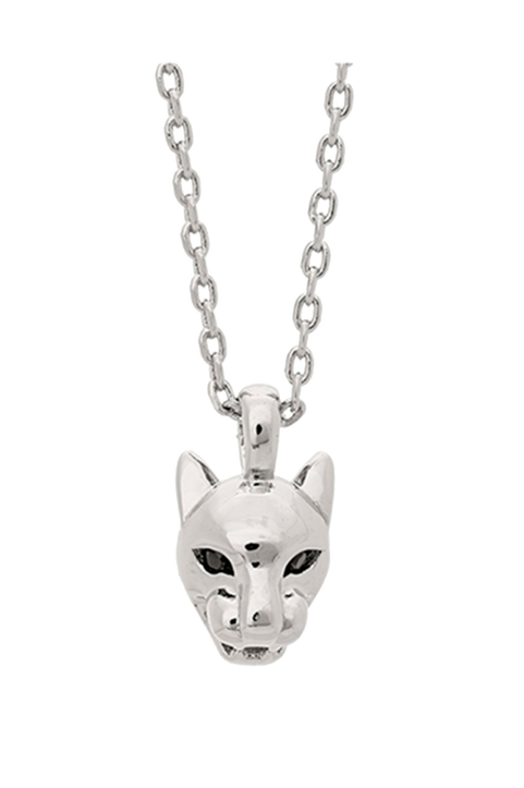 Halsband Miss Queen Sheba Necklace Silver