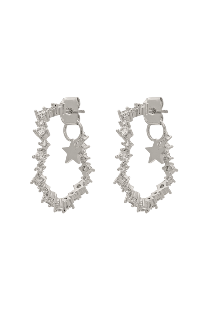 Lily and Rose Øreringe Capella Hoops Earrings