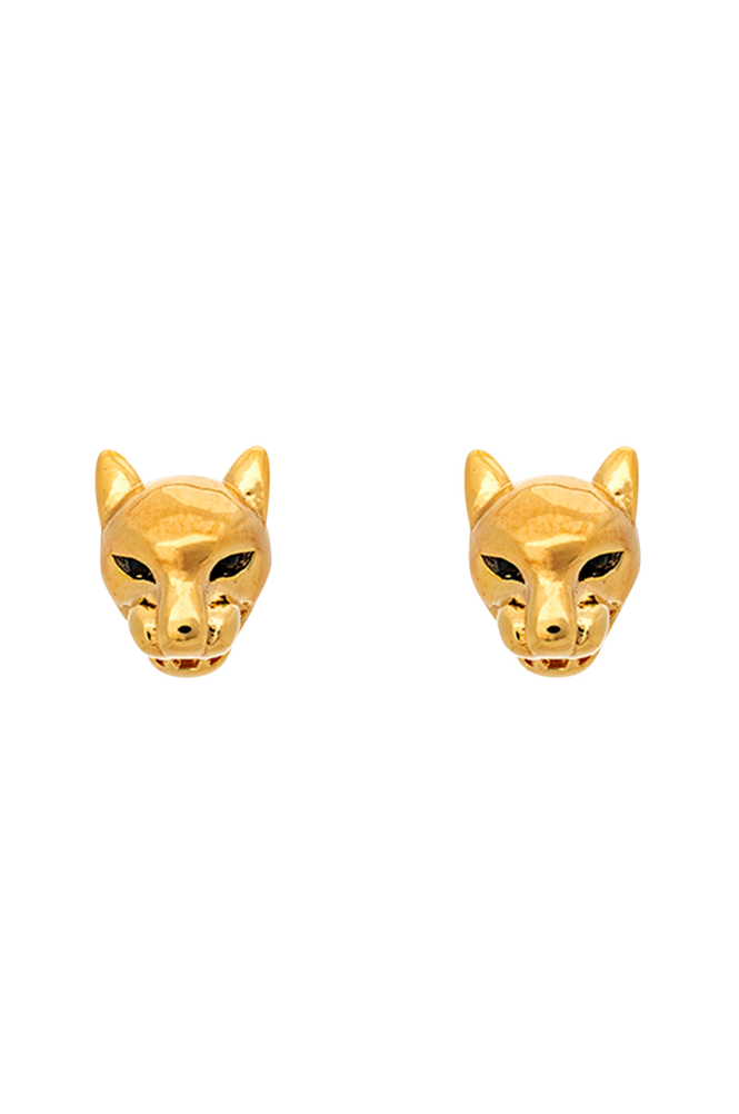 Lily and Rose Øreringe Miss Queen Sheba Earrings Gold